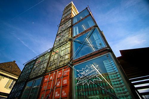 FREITAG Flagship Store_Zurich Switherland (1)