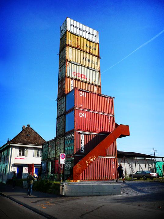 FREITAG Flagship Store_Zurich Switherland (3)