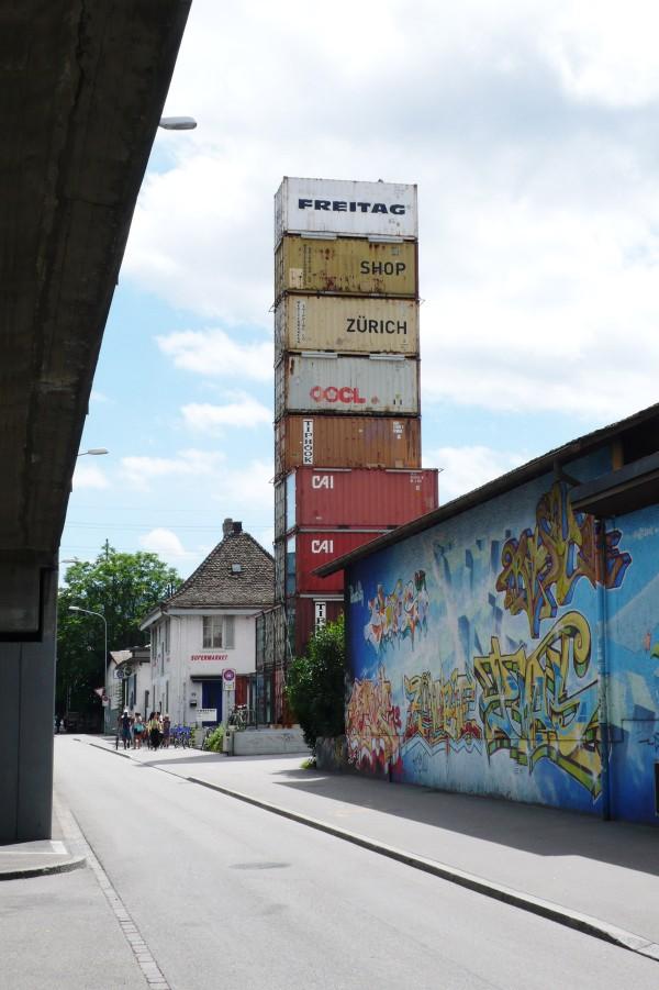 FREITAG Flagship Store_Zurich Switherland (6)